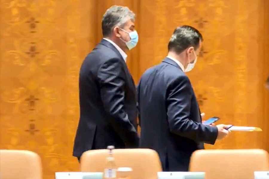 Ciolacu către Orban: Tu poţi să trăieşti cu imaginea asta?!