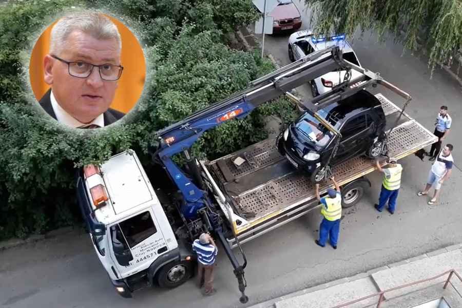 Poliția locală te poate lăsa fără mașină! Legea liberalului Florin Roman a fost adoptată