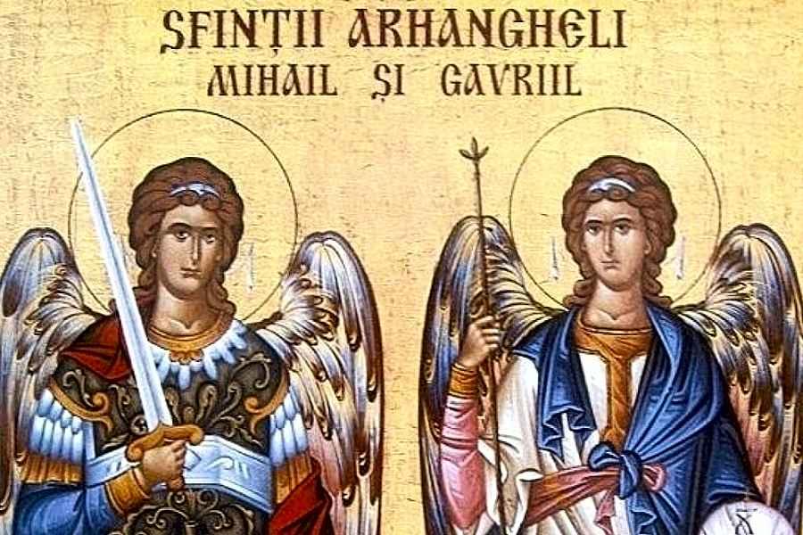 Mesaje și urări de Mihail și Gavril 2020. Cele mai frumoase URĂRI de onomastică