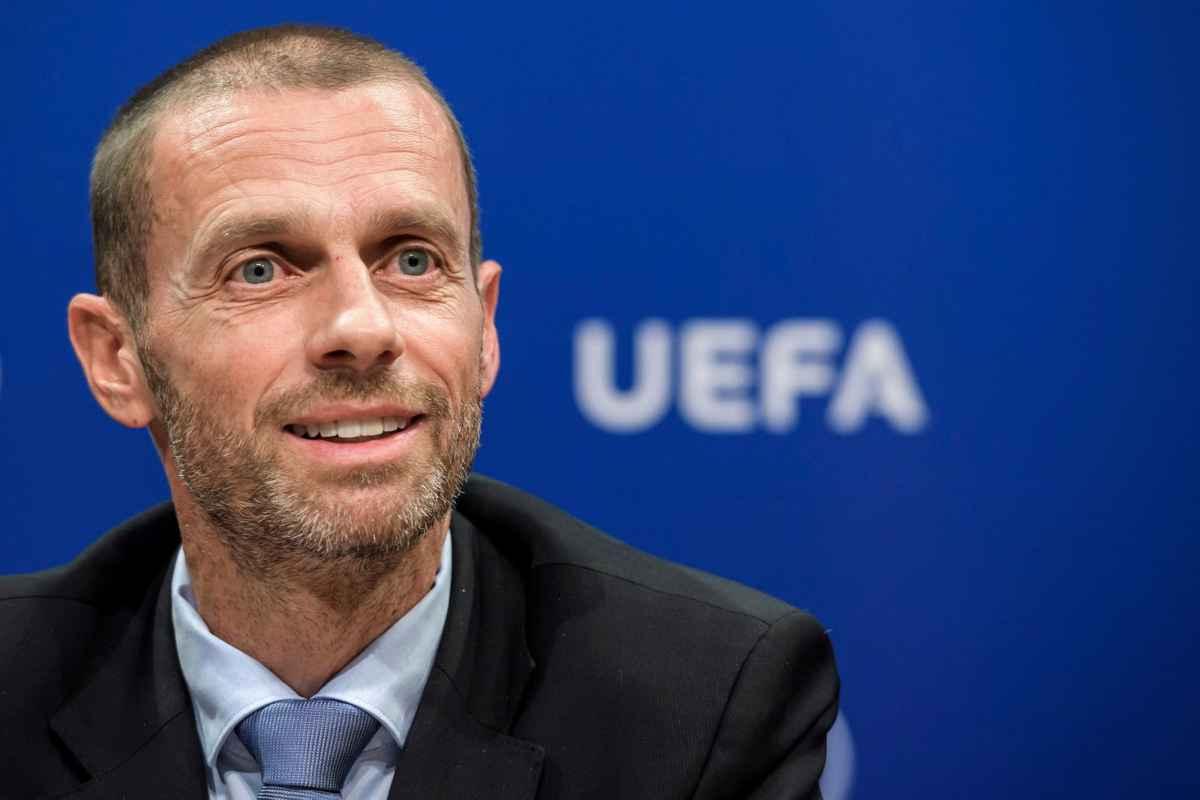 Aleksandr Ceferin, preşedintele UEFA. foto: UEFA, facebook