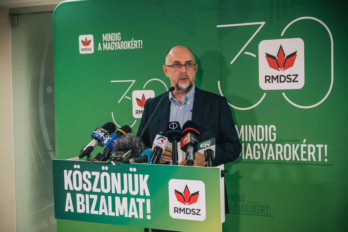 Kelemen Hunor anticipează un guvern cu PNL și USR - PLUS