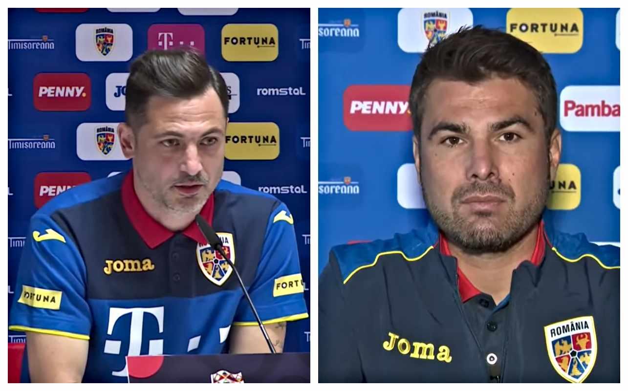 Mirel Rădoi și Adi Mutu au obținut licența PRO