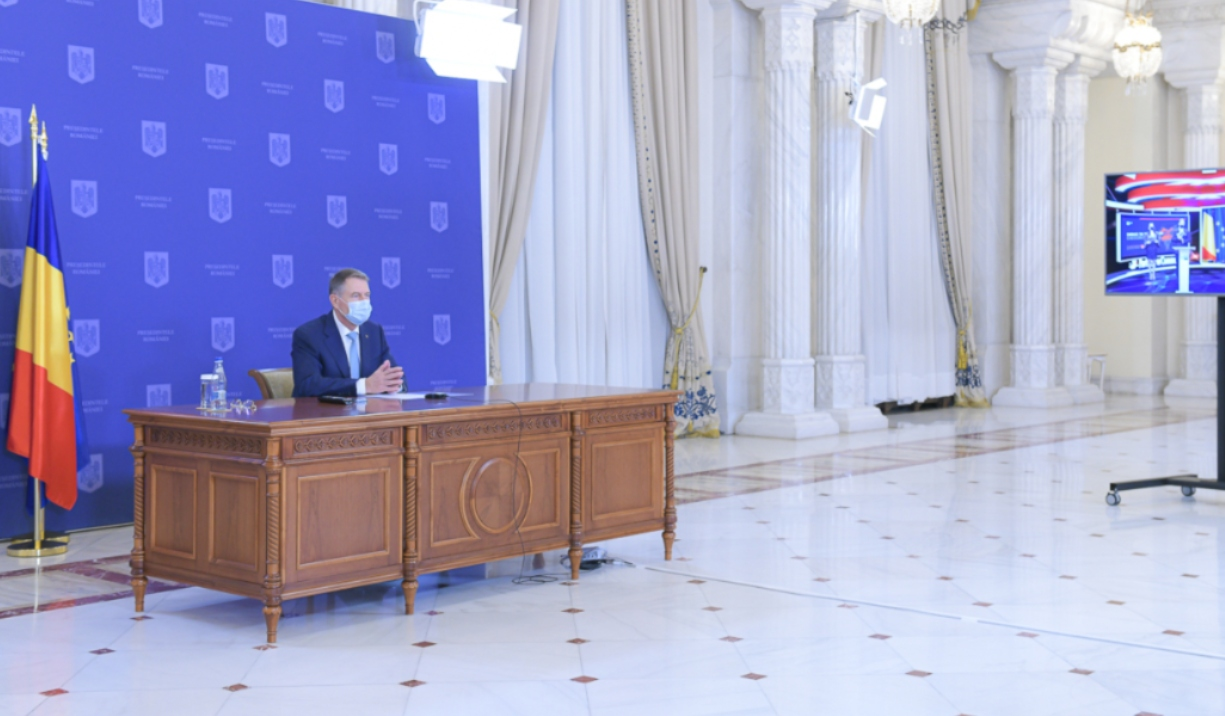 Iohannis sfătuiește companiile din România să devină mai competitive și mai inovatoare