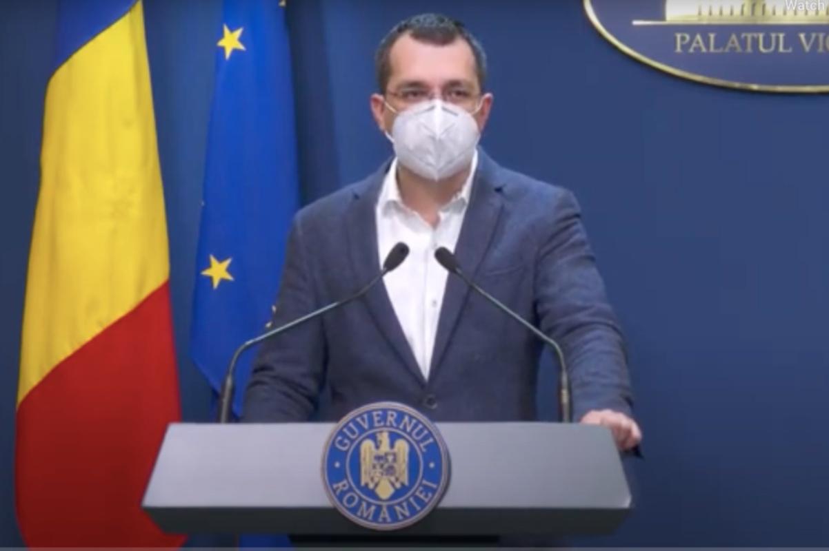 Vlad Voiculescu anunță constituirea unui fond național pentru siguranța pacienților în spitale