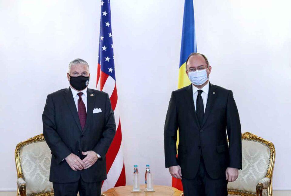 Adrian Zuckerman nu mai este ambasadorul SUA la București