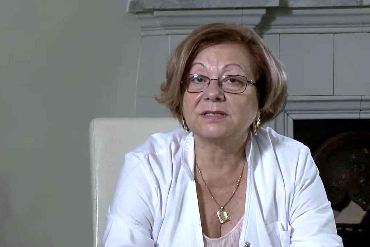Prof. dr. Carmen Dorobăţ, infectată cu Covid după ce s-a vaccinat