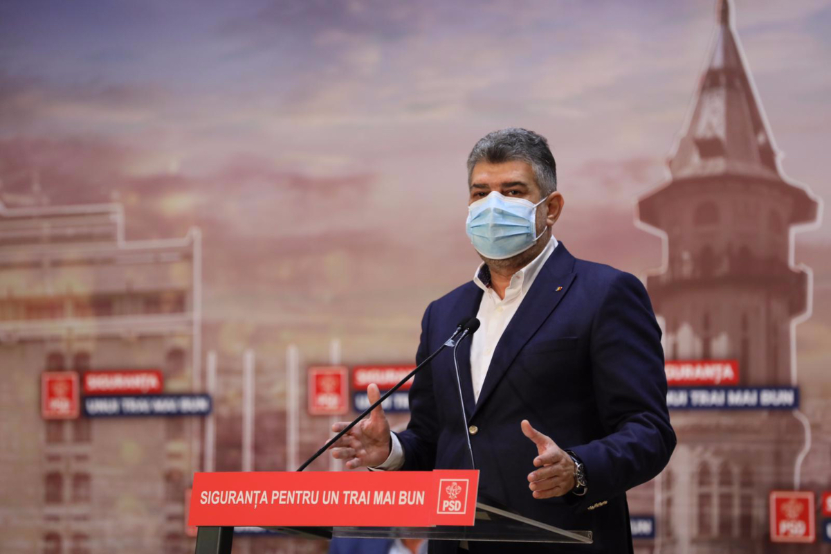 """Ciolacu i-a pus gând rău lui Vlad Voiculescu: """"Vom depune, începând cu 1 februarie, o moţiune simplă, clară, către ministrul Sănătăţii"""""""
