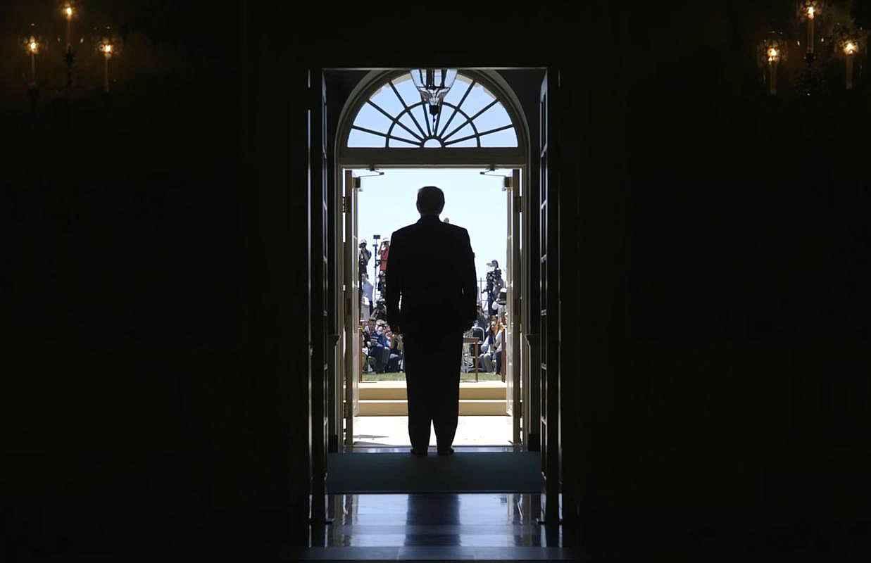 Donald Trump, discursul de adio! Rugăciune pentru noua administraţie de la Casa Albă, fără să îl numească pe succesorul său