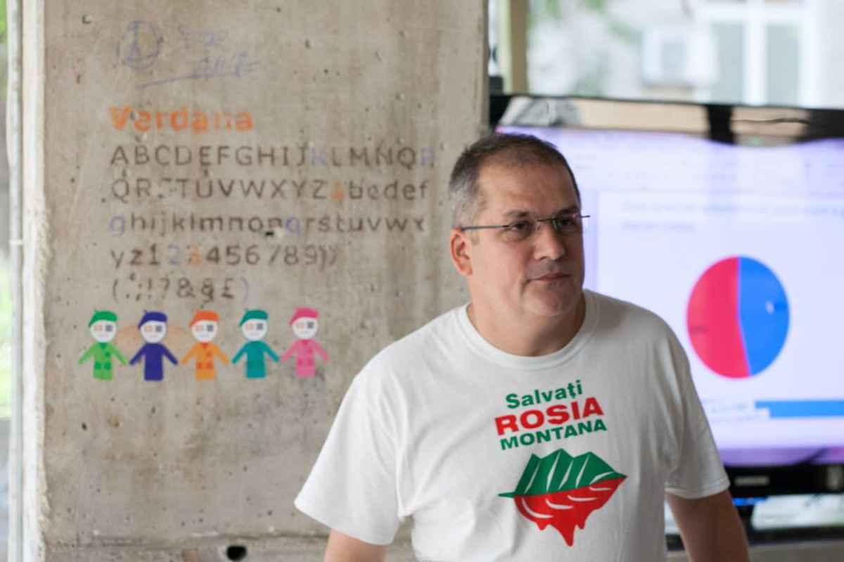 Dumitru Dobrev, fondator USR, și-a dat demisia din partid