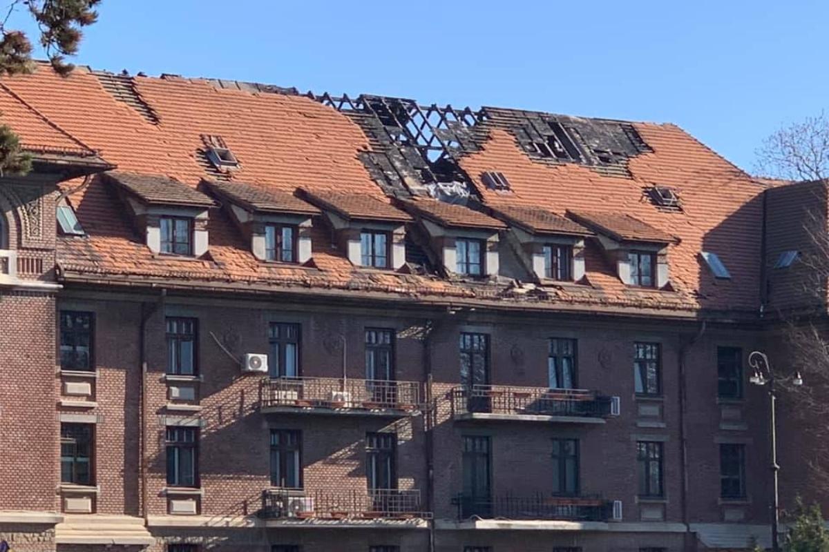 Clotilde Armand vrea zboare toată conducerea RAPPS, pentru felul în care a fost lăsat să se degradeze Hotel Triumf, clădire monument istoric