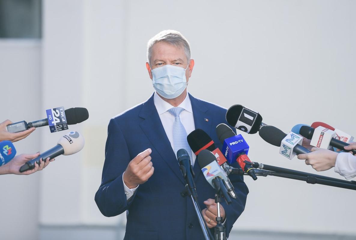 După tragicul incendiu, președintele Iohannis merge la Balș