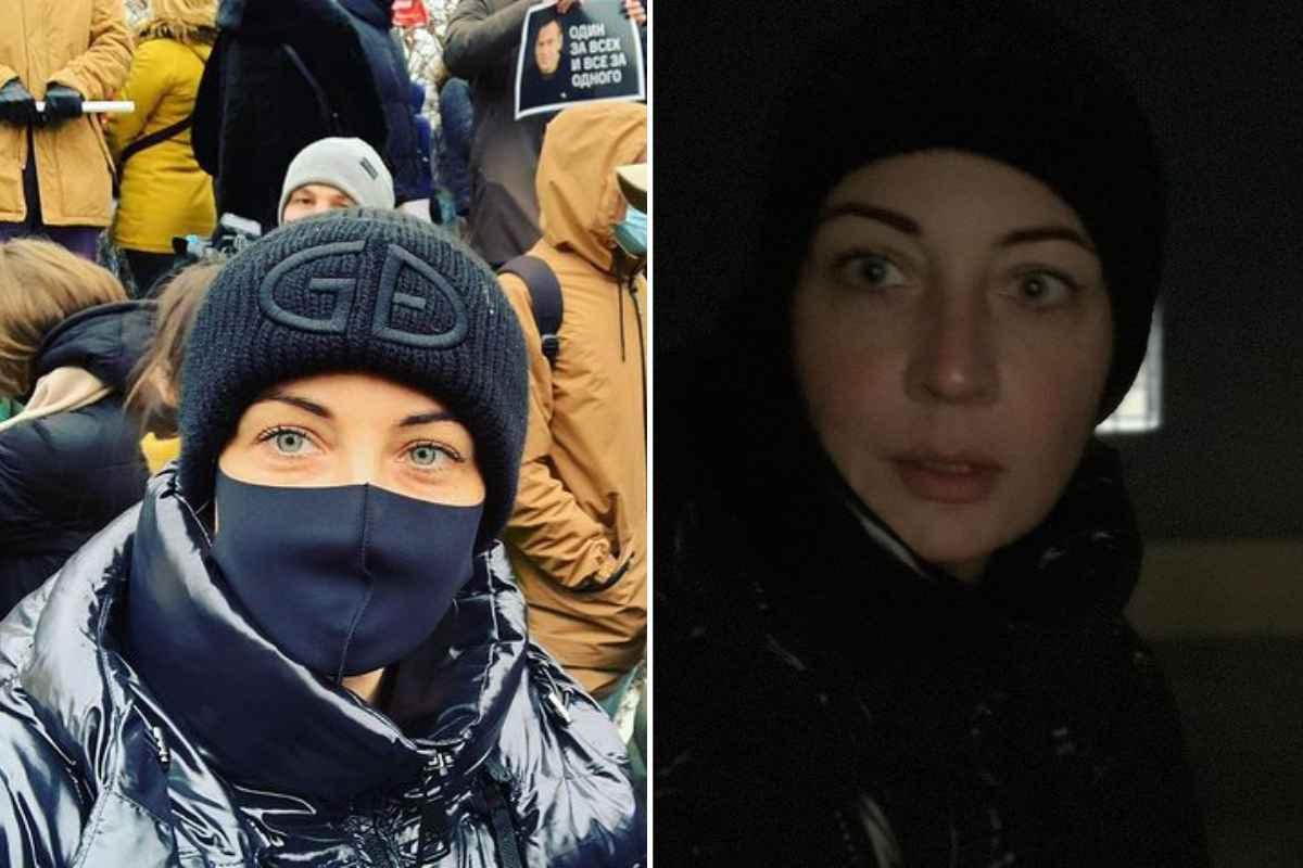 Putin rade tot: Soţia lui Navalnîi a fost arestată la Moscova, la o manifestație