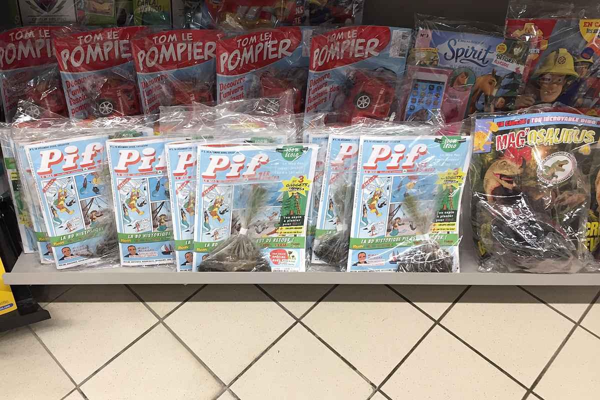 Revista PIF a revenit în România. Lista punctelor de vânzare