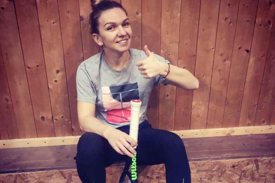 Simona Halep, înaintea Australian Open: Am aşteptări destul de mari