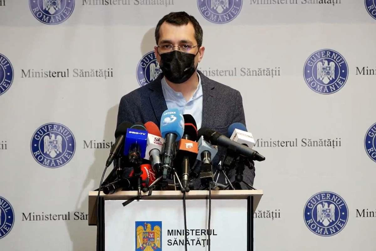Schimbare MAJORĂ în strategia de vaccinare. Propunerea ministrului Voiculescu, după tragedia de la Matei Balș