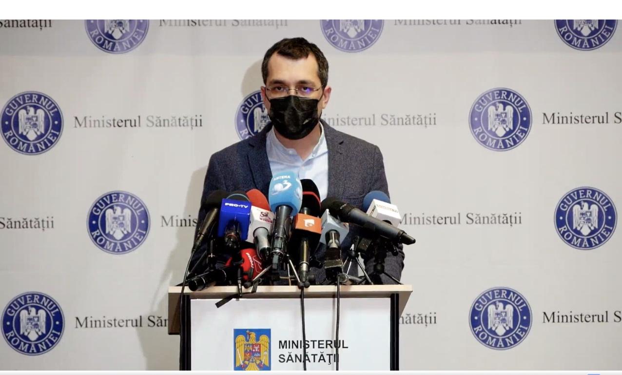 Vlad Voiculescu, despre demisie, după incendiul de la Balș: Echipa noastră a început munca de mai puțin de o lună
