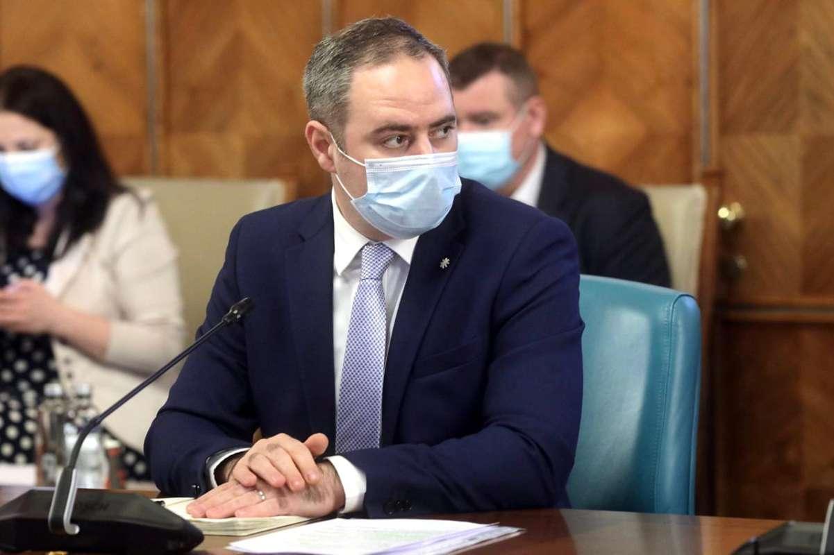 Alexandru Nazare, ministrul de Finanțe