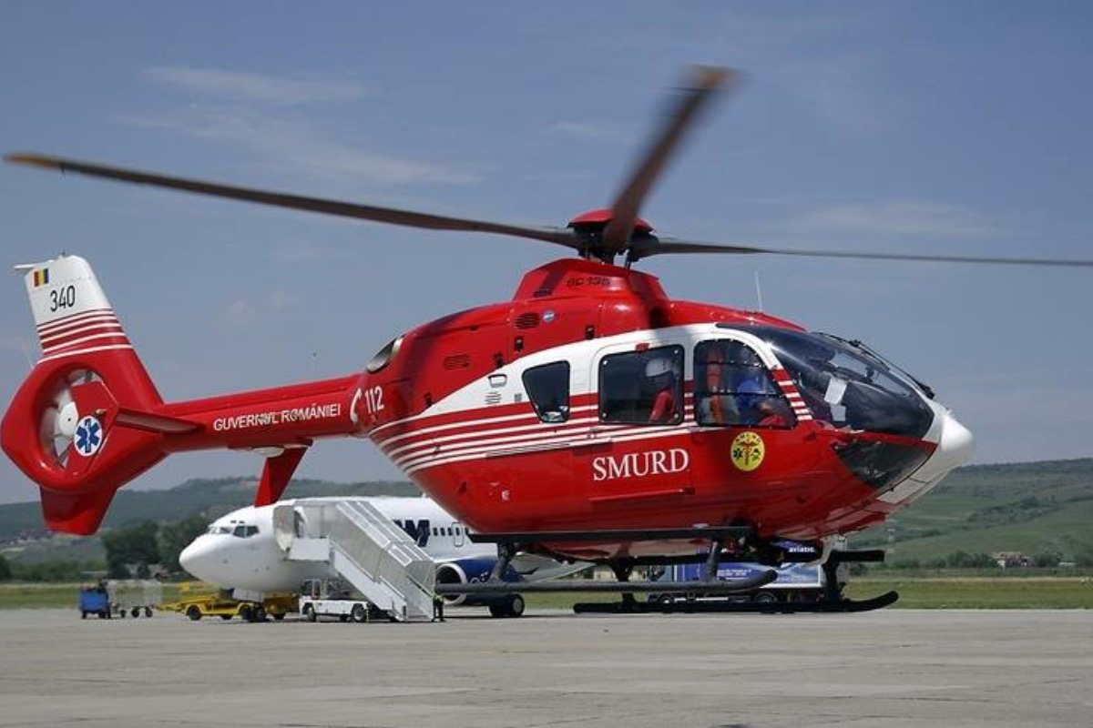 Tragedie! O fetiță de 6 ani a căzut din telescaun, la Bușteni. A fost solicitat un elicopter