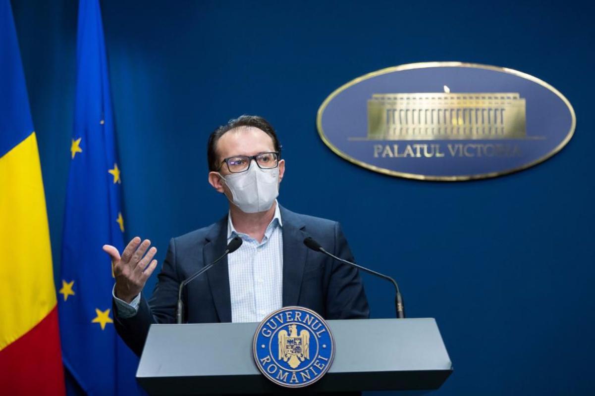 Premierul Cîţu a trecut la decizii radicale: L-a demis pe șeful Agenţiei Naţionale pentru Achiziţii Publice