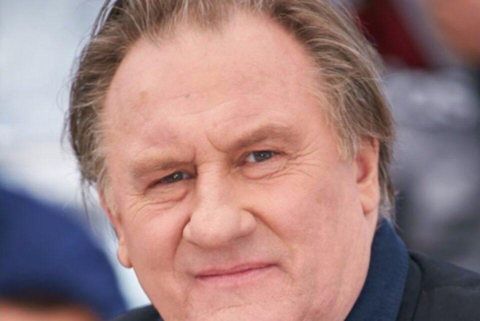 Gerard Depardieu, inculpat pentru viol