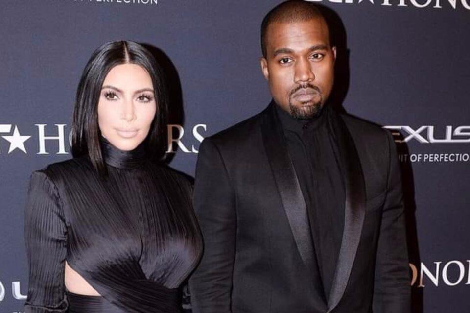 Kim Kardashian divorțează. Ea și Kanye West își spun adio după 7 ani de mariaj