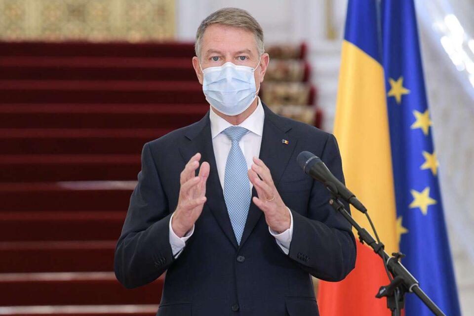 """Iohannis anunță persoana cu numărul 1.000.000 care va fi vaccinată: """"Avem speranţa ca până în vară să ieşim din pandemie"""""""