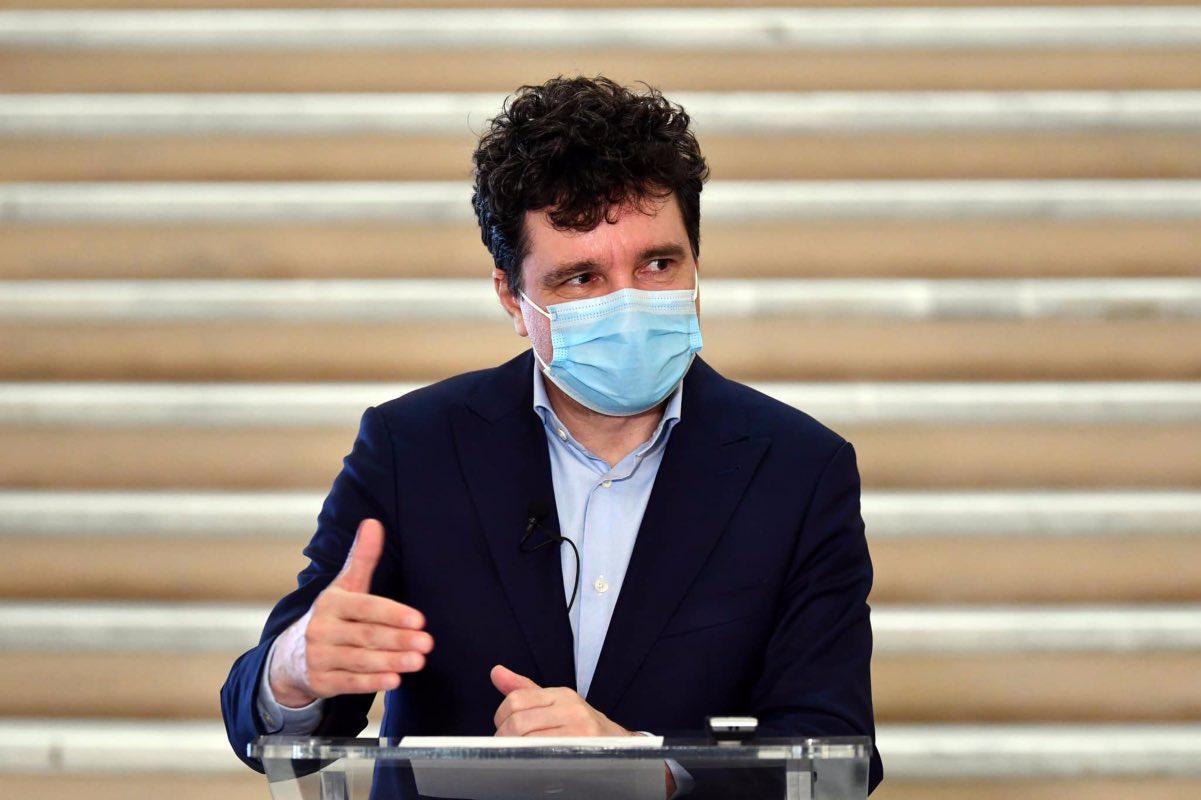 Nicuşor Dan, despre situația incertă a finanțării celor 4 spitale din Sectorul 1: Noi ne subordonăm strategiei Ministerului Sănătăţii