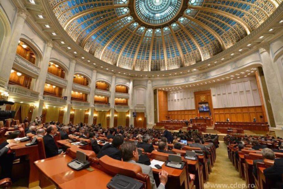 Proiectul Legii bugetului 2021 este în Parlament, spre dezbatere şi aprobare