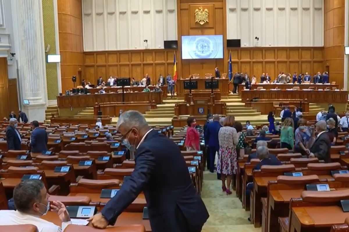 Eliminare pensii speciale pentru parlamentari. Proiect de lege depus de PSD