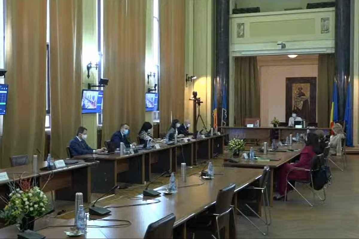 CSM, aviz NEGATIV pentru proiectul de desfiinţare a Secţiei pentru Investigarea Infracţiunilor din Justiţie