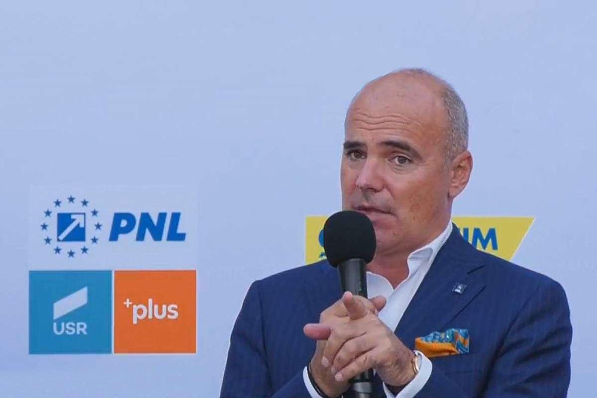 Rareș Bogdan arată cu degetul către liderii coaliției: Florin Cîțu are nevoie de o susținere mai puternică