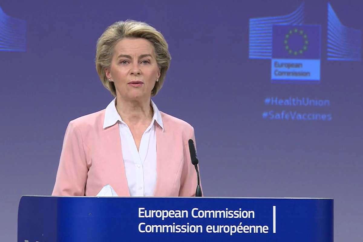 Preşedinta Comisiei Europene mesaj de mulțumire în limba română pentru ajutorul umanitar oferit Republicii Moldova