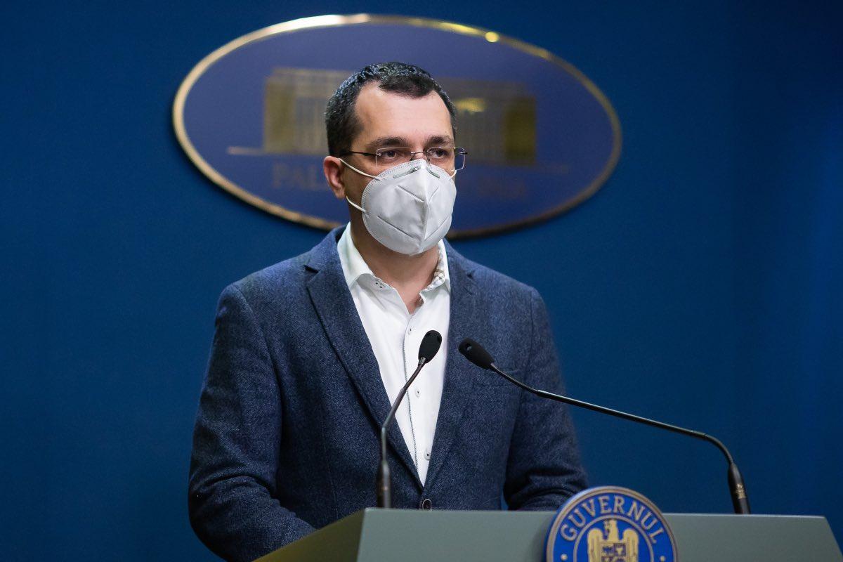 PSD a ieșit la înaintare să depună moțiune împotriva lui Vlad Voiculescu, iar liberalii stau pe margine și își freacă mâinile