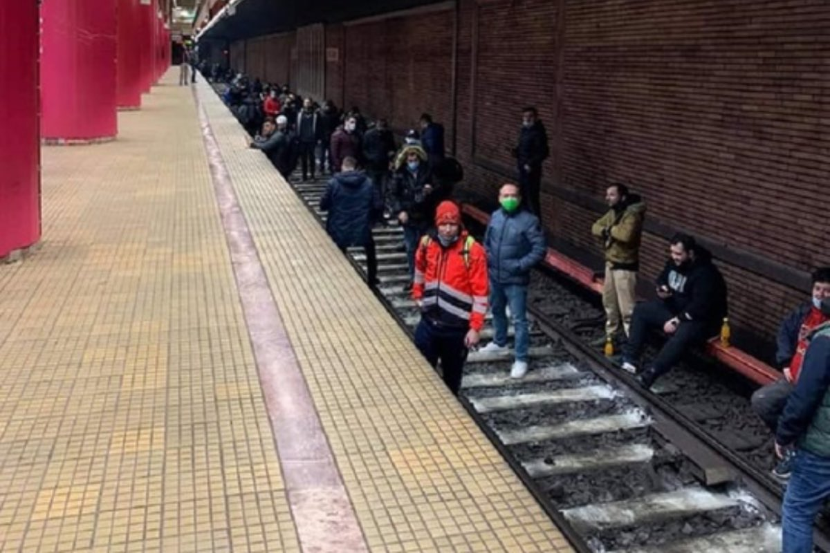 DIICOT a stabilit că blocarea metroului nu este act terorist