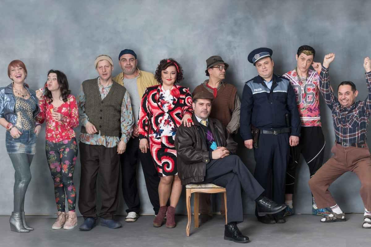 Las Fierbinți, cel mai iubit serial de comedie, lider de audiență!