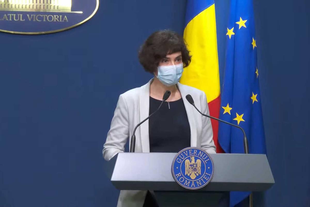 Carantină în România! Andreea Moldovan: Acest val NU poate fi oprit fără carantină. Este mult prea amplu