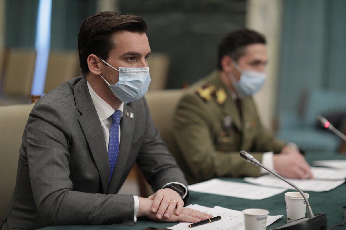 Secretarul de stat Andrei Baciu susține că toate persoanele vaccinate în centrele MApN erau eligibile pentru etapa a doua