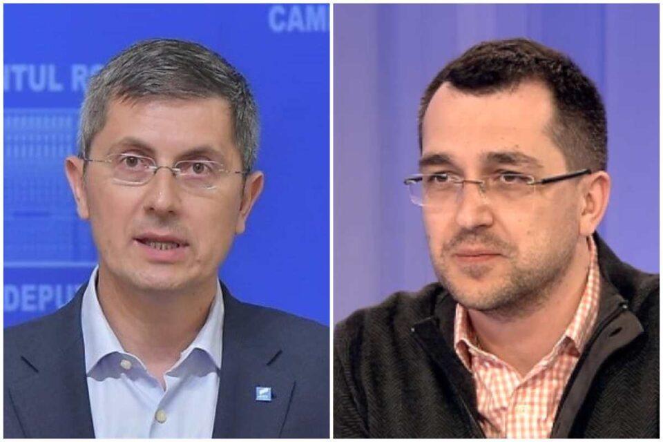 Vlad Voiculescu are susţinere în proporţie de 101 la sută, spune Dan Barna