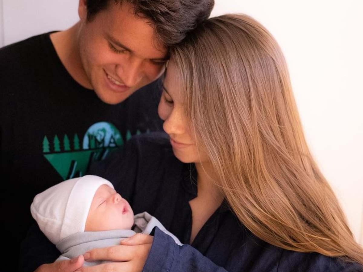 Bindi, fiica lui Steve Irwin, a născut o fetiţă. foto: Instagram