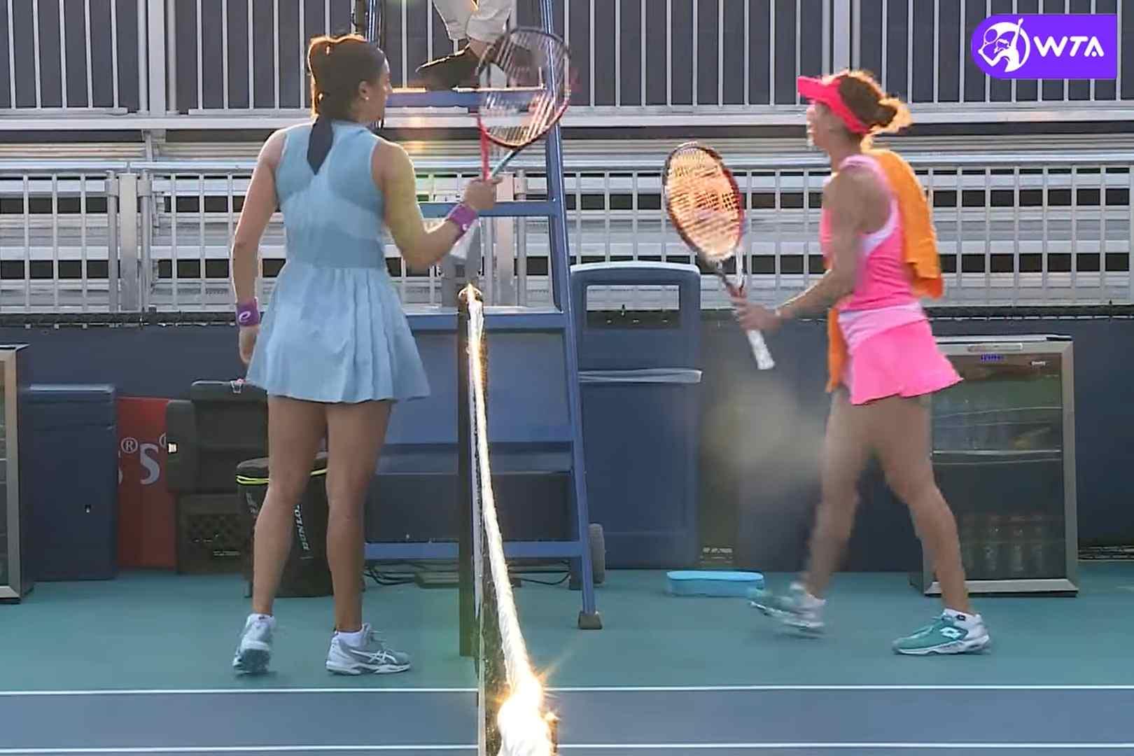 Miami Open 2021: Buzărnescu, eliminată de Garcia în primul tur, care va juca cu Simona Halep