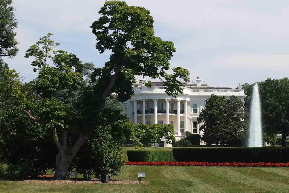 Casa Albă, Washington