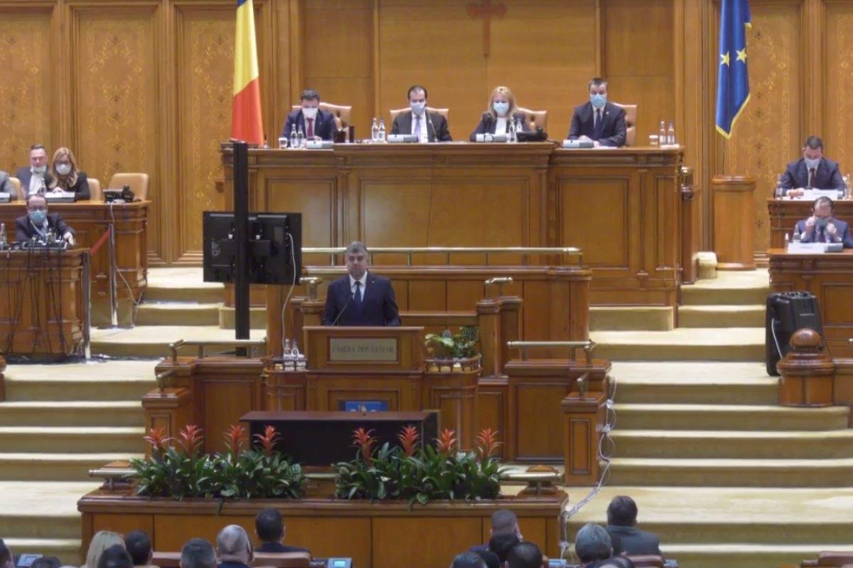 Ciolacu depune, miercuri, moțiune împotriva lui Năsui