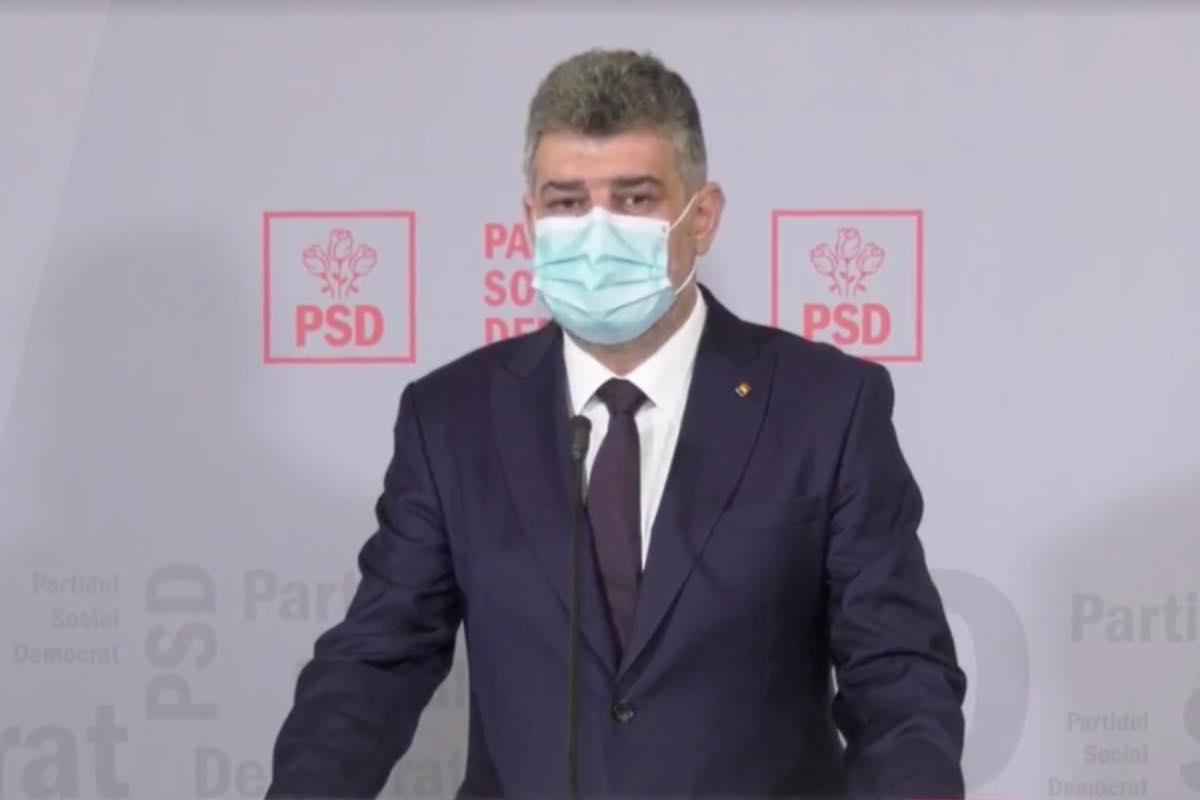 Ciolacu își face propriul Plan de Redresare şi Rezilienţă