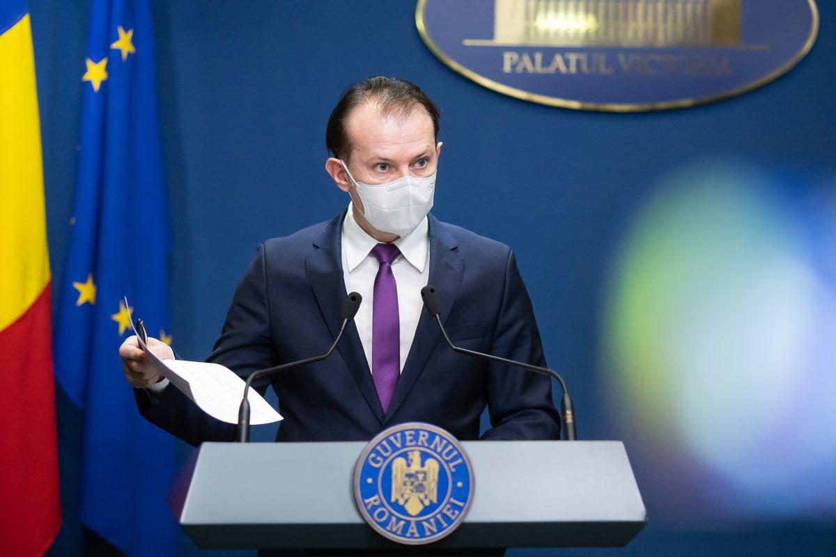 Cîțu a trimis Corpul de Control la Institutul Naţional de Sănătate Publică. Vezi de ce