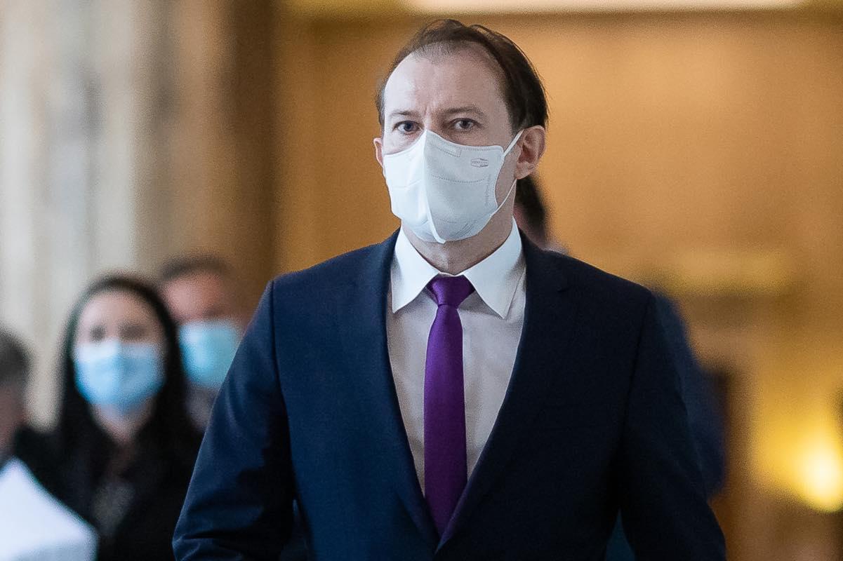 """Cîţu, după scandalul AstraZeneca: """"M-as fi vaccinat cu oricare dintre vaccinurile disponibile"""""""