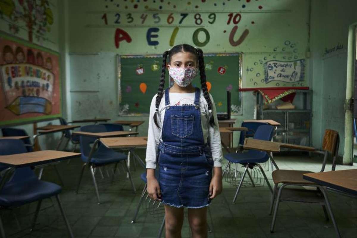UNICEF: Cum a afectat pandemia de COVID-19 copiii, la un an de la declanșarea pandemiei. foto: UNICEF
