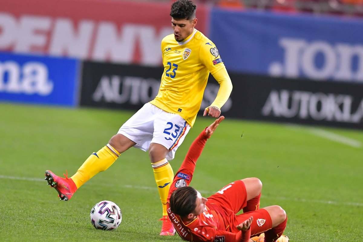 Florinel Coman, indisponibil pentru meciurile cu Germania şi Armenia. A suferit o accidentare la coapsa dreaptă