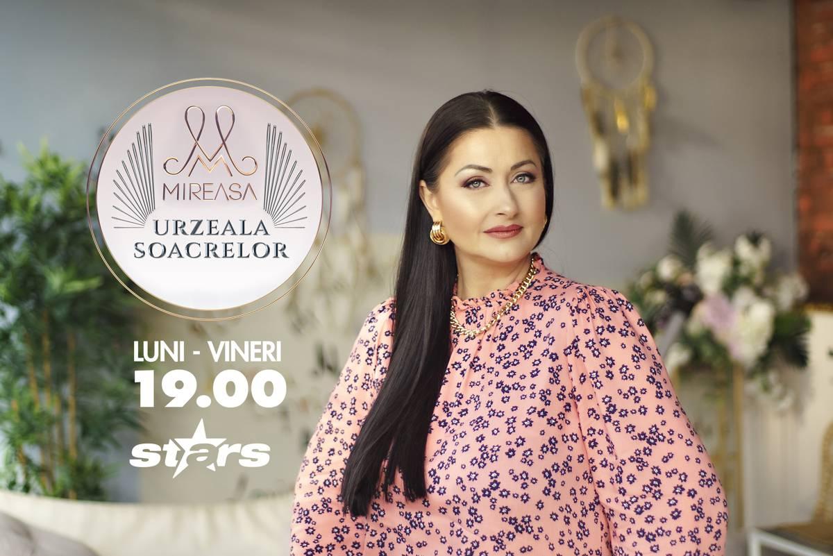 Emisiune INEDITĂ la Antena Stars, prezentată de Gabriela Cristea! De luni, Mireasa: Urzeala soacrelor