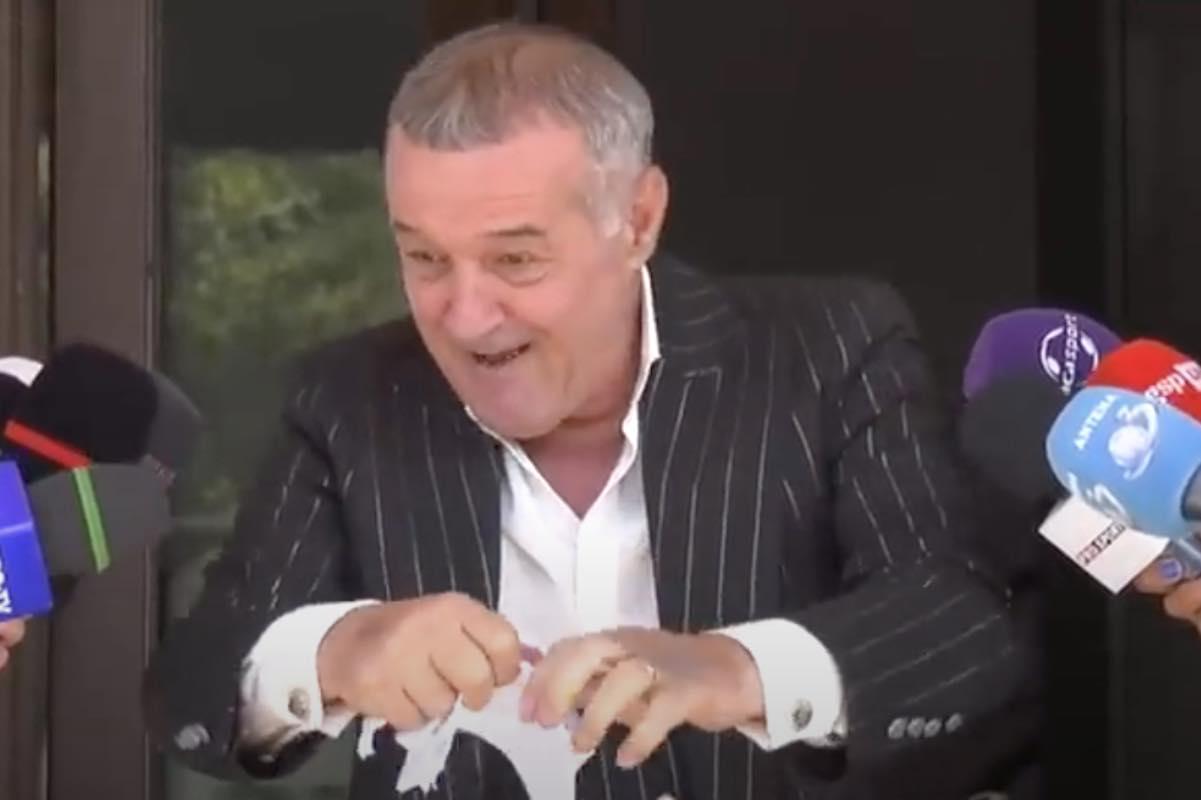 ÎCCJ l-a scăpat de cazier pe Gigi Becali: Poate candida și poate fi ales