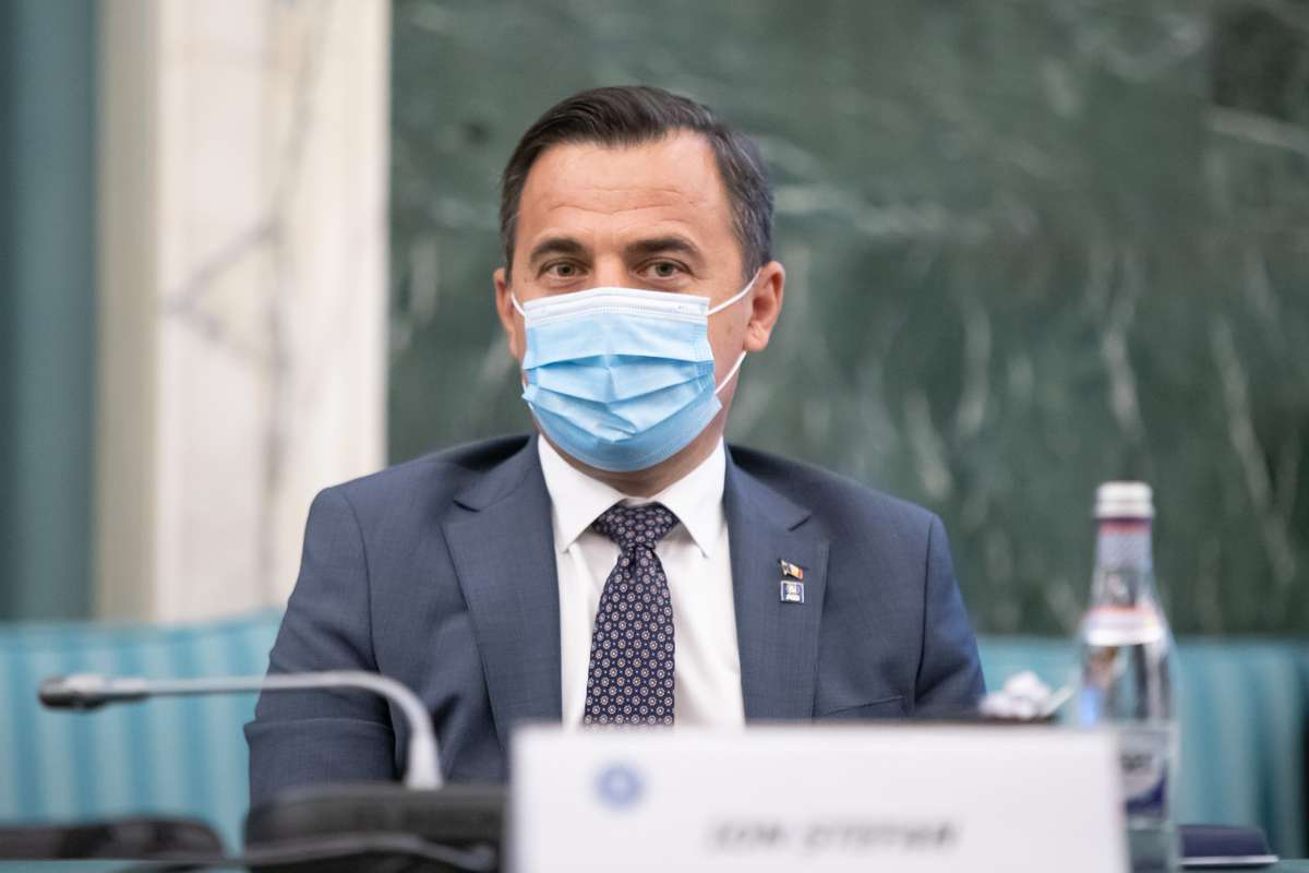 Ion Ștefan, deputat PNL Vrancea
